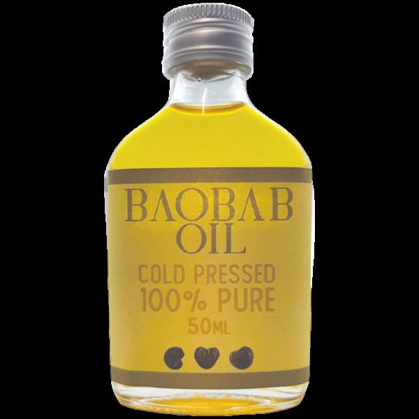 Image of Baobab Oil Bottle