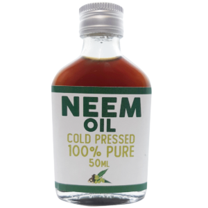 Image of Neem Bottle Front